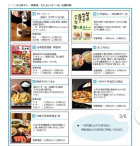 KAWASAKI DELTA 店舗一覧